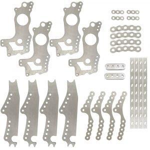 4 link bracket kit