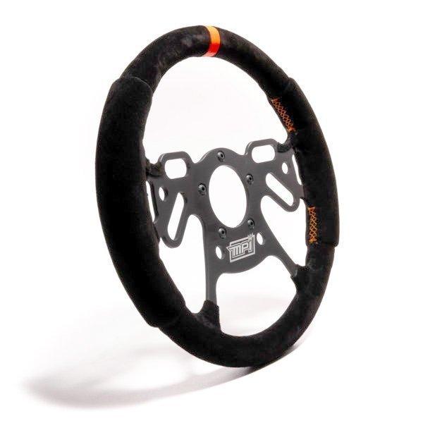 Drag racing steering wheel