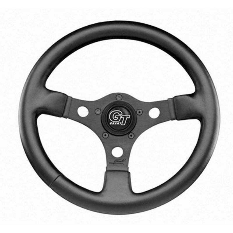 "12"" Grant Formula GT Black Steering Wheel"