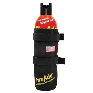 Fireade Bottle and Holster