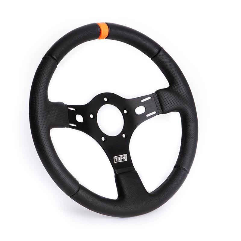 13 inch MPI Drag racing wheel orange