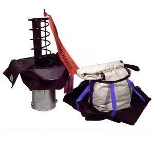 Stroud Parachute Spring Launcher Kit
