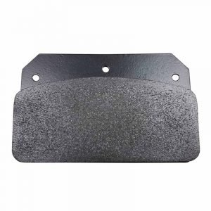 Brake Pad Soft Metallic For Wilwood and JFZ Four Piston Calipers
