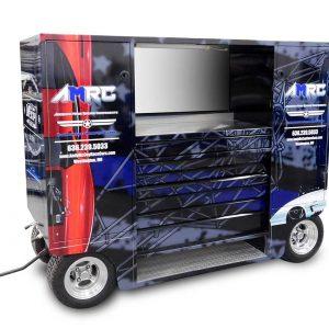 Racing Pit Cart